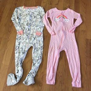 Cotton One Piece Pajama Set
